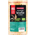 NATURAVENA Wafle 5 zbóż BIO 100g