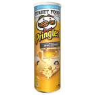 PRINGLES Street Food Chipsy Bacon Mac & Cheese 190 g