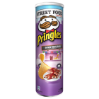 PRINGLES Street Food Chipsy Spicy BBQ Ribs 190 g