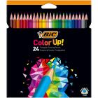 BIC Color Up! Kredki ołówkowe trójkątne 24 kolory 1szt