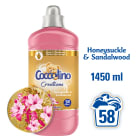COCCOLINO Creations Plyn do płukania Honeysuckle & Sandalwood 1.45 l
