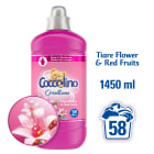 COCCOLINO Creations Płyn do płukania Tiare Flower & Red Fruits 1.45 l
