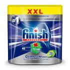 FINISH POWERBALL Quantum MAX Kapsułki do zmywarki Apple Lime Blast 45 szt. 1szt
