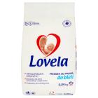 LOVELA Proszek do prania białych ubranek niemowlęcych i dziecięcych 3.25kg