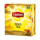 LIPTON GOLD Herbata czarna 100 torebek 150g