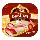SOKOŁÓW Szynka Basiuni- plastry 140g
