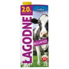 ŁAGODNE Mleko lekkostrawne 2% UHT 1l