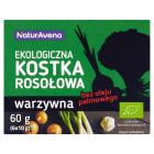 NATURAVENA Kostka rosołowa warzywna BIO 60g