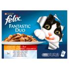 FELIX Fantastic Karma dla kotów - Wiejskie smaki w galaretce 12x100g 1.2kg