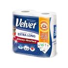 VELVET Czysta Biel Najdłuższy Ręcznik papierowy 2 rolki 1szt
