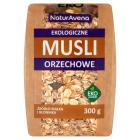 NATURAVENA Musli orzechowe BIO 300g