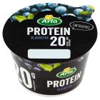 ARLA Protein Serek wysokobiałkowy jagodowy 200g