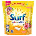 SURF Kapsułki do prania kolorowego i białego Hawaii Dream 30 szt. 1szt