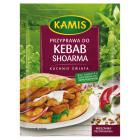 KAMIS Kuchnie Świata Przyprawa do kebab shoarma 25g