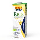 ISOLA BIO Napój ryżowy waniliowy bezglutenowy BIO 1l