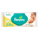 PAMPERS Sensitive New Baby Chusteczki nawilżane 56 szt 1szt