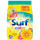 SURF Proszek do prania koloru Fruity fiesta & Summer flowers 2.6 kg