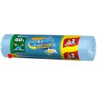 JAN NIEZBĘDNY Worki na śmieci z taśmą zapachowe 60l 8 szt. 1szt