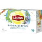 LIPTON Herbatka ziołowa Detoks 20 torebek 32g