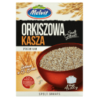 MELVIT Premium Kasza orkiszowa (4 x 100g ) 400g