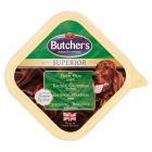 BUTCHER'S SUPERIOR Karma dla dorosłych psów pasztet z kaczką groszkiem i marchewką 150g