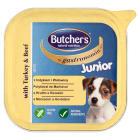 BUTCHER'S Gastronomia Karma dla psów juniorów z indykiem i wołowiną 150g