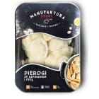 MANUFAKTURA SMAKU Pierogi ze szpinakiem i serem feta 350g