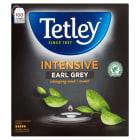 TETLEY Intensive Earl Grey Herbata Czarna Armoatyzowana 100 torebek 200g