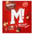 WAWEL Michałki z Wawelu Klasyczne Cukierki w czekoladzie 300g