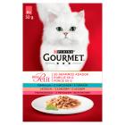 GOURMET mon Petit Pokarm dla kotów - MIX Rybny 300g