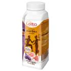 LATO PEŁNE SŁOŃCA Grecki jogurt pitny o smaku figa-guawa 250ml