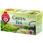 TEEKANNE Green Tea Herbata zielona Echinacea Lime 20 torebek 35g
