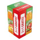 TYMBARK Sok 100% Pomarańcza Multiwitamina Jabłko Pomidor 4-pak 1.2l