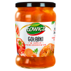 ŁOWICZ Gołąbki w sosie pomidorowym 580g