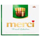 MERCI Finest Selection Kolekcja czekoladek z migdałami 250g