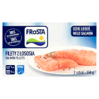 FROSTA Filety z łososia mrożone 250g