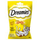 DREAMIES Przysmaki dla Kotów z Pysznym Serem 60g