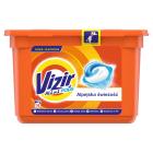 VIZIR ALPINE FRESH Kapsułki do prania do bieli i kolorów 14 szt. 1szt