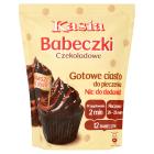KASIA Gotowe ciasto do pieczenia Babeczki czekoladowe 500g