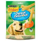 FRISKIES Dental Delicious Karma dla psów z kurczakiem 7 szt. 200g