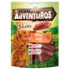 ADVENTUROS Sticks Karma uzupełniająca dla dorosłych psów o smaku bawoła 120g