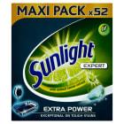 SUNLIGHT Expert Extra Power Tabletki do zmywarki 52 szt. 910g