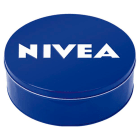 NIVEA Zestaw w puszce żel, krem, pomadka, mleczko, dezodorant 1szt