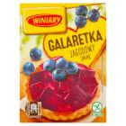 WINIARY Galaretka o smaku jagodowym 47g