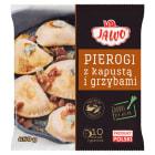 JAWO Pierogi z kapustą i grzybami mrożone 450g