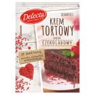 DELECTA Krem tortowy smak czekoladowy 120g