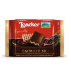 LOACKER Specialty Czekolada mleczna ciemna z kremem 55g