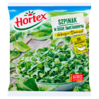 HORTEX Szpinak w sosie śmietanowym mrożony 450g