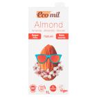 ECOMIL Almond Napój migdałowy niesłodzony BIO 1l