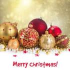 AHA Serwetki świąteczne Merry Christmas (BN-081) 20 szt. 1szt